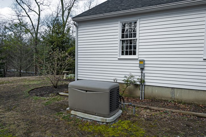 Generators Protect Your Home From Flood Damage